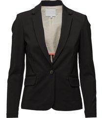 suit jacket blazers casual blazers zwart coster copenhagen
