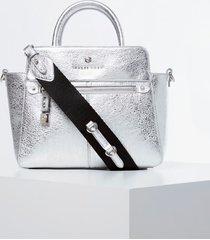 mała skórzana torebka luxe model eve