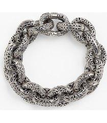 konstantino 'classics' link bracelet in silver at nordstrom