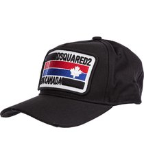 dsquared2 dollar teddy bear baseball cap