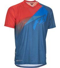 jersey azul/aqua/rojo fly superd