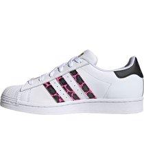 zapatilla blanca adidas superstar