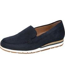 loafers gabor marinblå