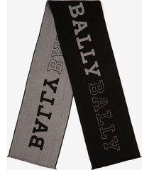 bally scarf multicolor 1