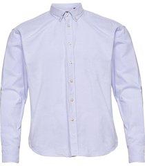 light blue oxford overhemd business blauw bosweel shirts est. 1937