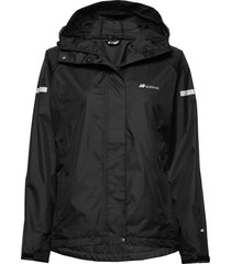 hildra 2-layer technical rain jacket outerwear sport jackets svart skogstad