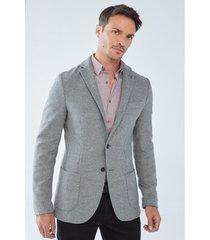 blazer boris becker less wool jacket