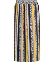 skirt-jersey knälång kjol brandtex