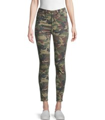 true religion women's halle camo-print jeans - camo - size 30 (8-10)