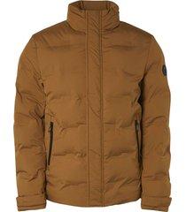 jacket short fit padded sealed