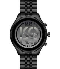 reloj fashion negro michael kors access