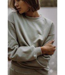 bluza porostowa mięta