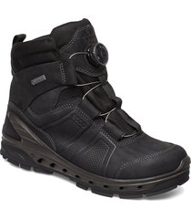 biom venture tr m shoes boots winter boots svart ecco