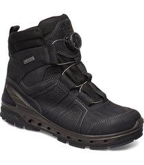 biom venture tr m shoes boots winter boots svart ecco