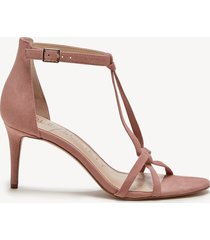 women's ambeleen dress sandals rosebud size 11 leather from sole society