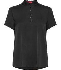 cimina-1 blouses short-sleeved svart hugo