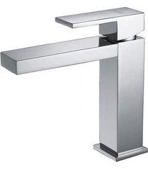 misturador monocomando para banheiro mesa madrid cromado bica baixa wj-2621-59a - jiwi - jiwi