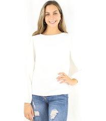 blusa pascuala blanca jacinta tienda