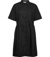 hatlapw dr dresses shirt dresses svart part two