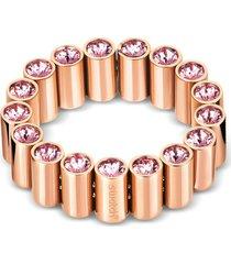 anillo swatch  lustro/jrp031-7 - rosa