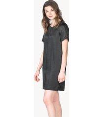 lilla p back zip dress