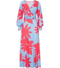 abito lungo (viola) - bodyflirt boutique