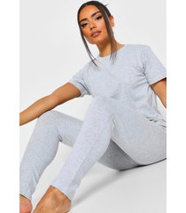 basic mix & match pyjama leggings, grey