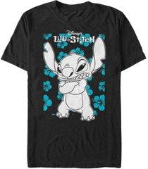 fifth sun men's lilo party short sleeve t-shirt