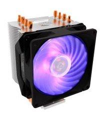 cooler p/ processador cooler master rrh41020pcr1 4 pinos led rgb