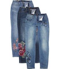 nine west women's gramercy ankle skinny jeans