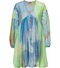mercer dress knälång klänning just female