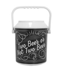 cooler two beer 10 latas - home style