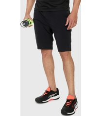 pantaloneta negro under armour sleepwear shorts