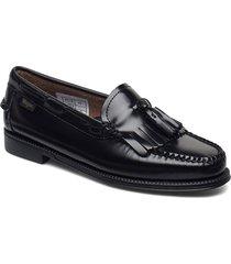 gh weejun ii wmn esther kiltie loafers låga skor svart g.h. bass