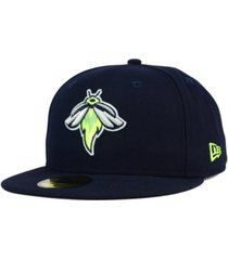 new era columbia fireflies ac 59fifty fitted cap