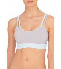 natori gravity contour underwire coolmax sports bra, women's, size 36g