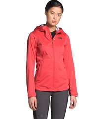chaqueta allproof stretch rojo the north face