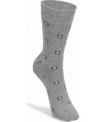 calcetín algodón marengo florsheim