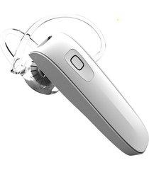 audifono manos libres bluetooth universal blanco