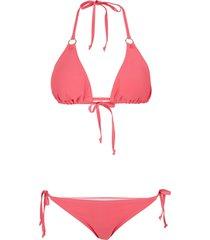 bikini (set 2 pezzi) (fucsia) - rainbow