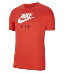 nike liverpool fc club team men's ground t-shirt