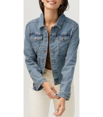 jeansjacka alisonsz denim jacket