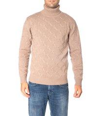 kangra wool blend turtleneck shirt