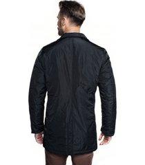 płaszcz torino czarny
