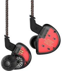 audifonos kz es4 hd cancelacion ruido negro