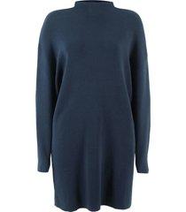 abito in maglia a collo alto (blu) - bpc bonprix collection