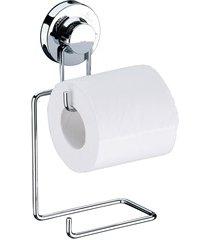 porta papel higiênico duplo praticità cromado
