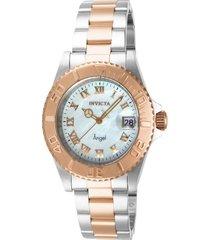 reloj angel invicta modelo 14367 gris