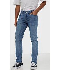 levis 511 slim east lake adv jeans blå