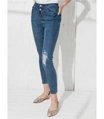 jean azul wanama ramona jimi jeans